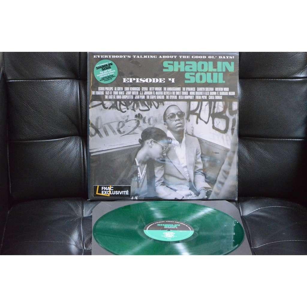 Shaolin Soul Épisode 4 Shaolin Soul Épisode 4 [ édition limitée 2 lp's couleur + CD]