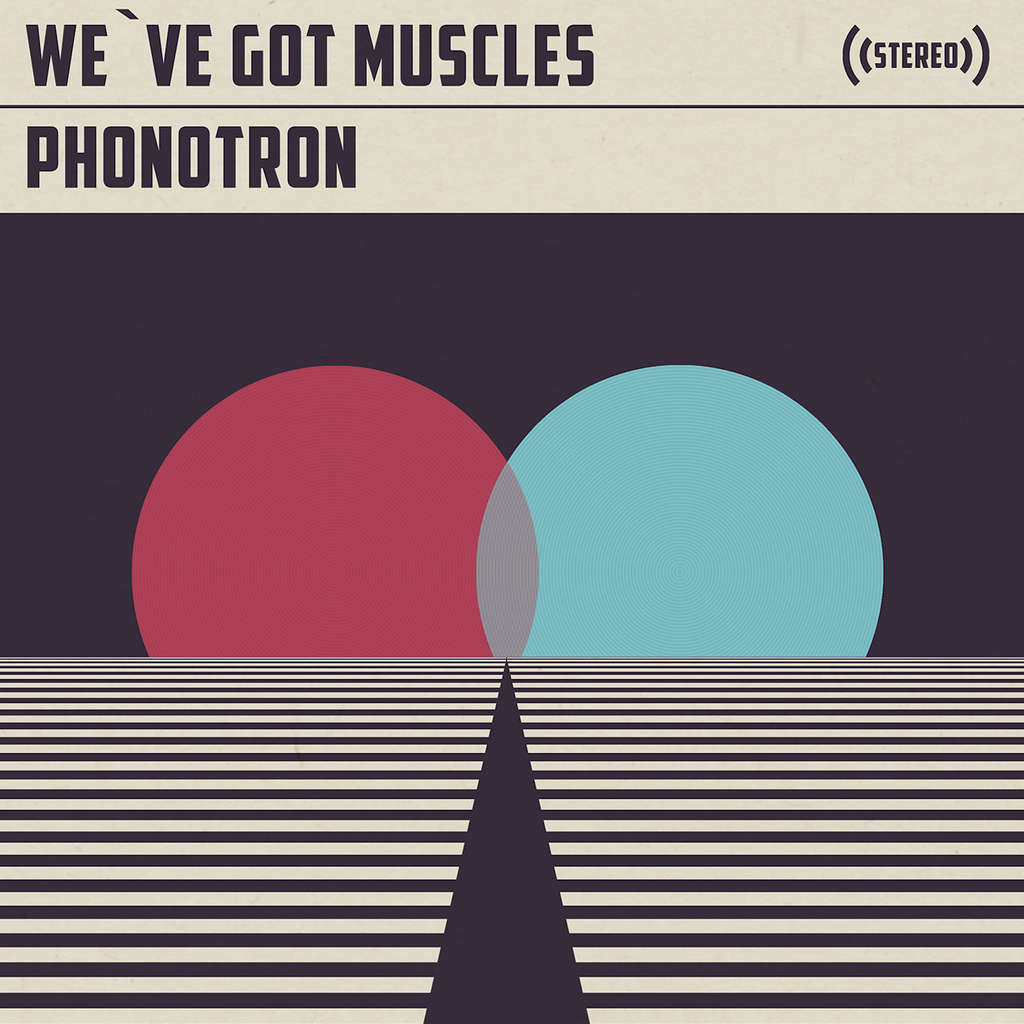 Fluttery Records : We've Got Muscles Phonotron - CD