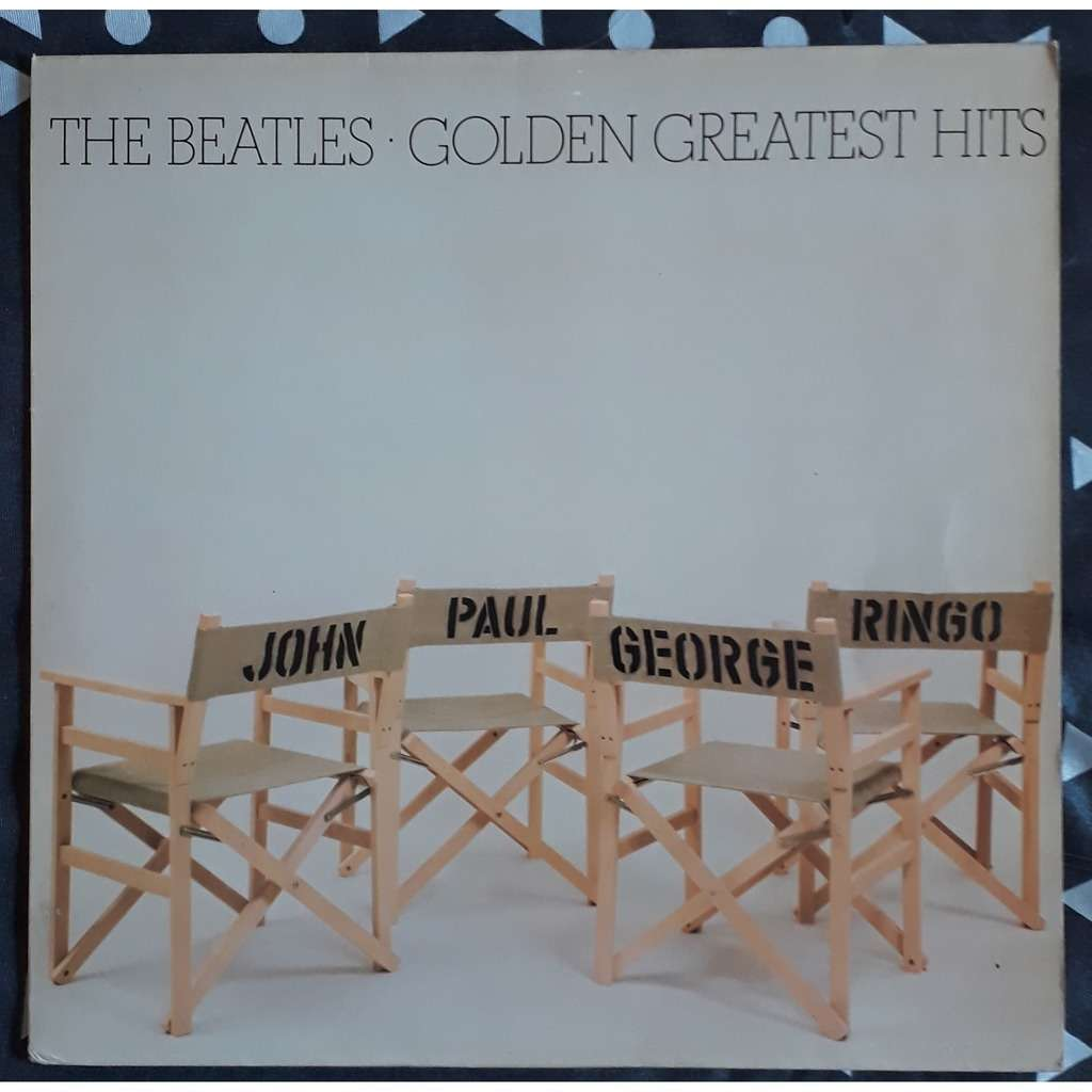 the beatles golden greatest hits