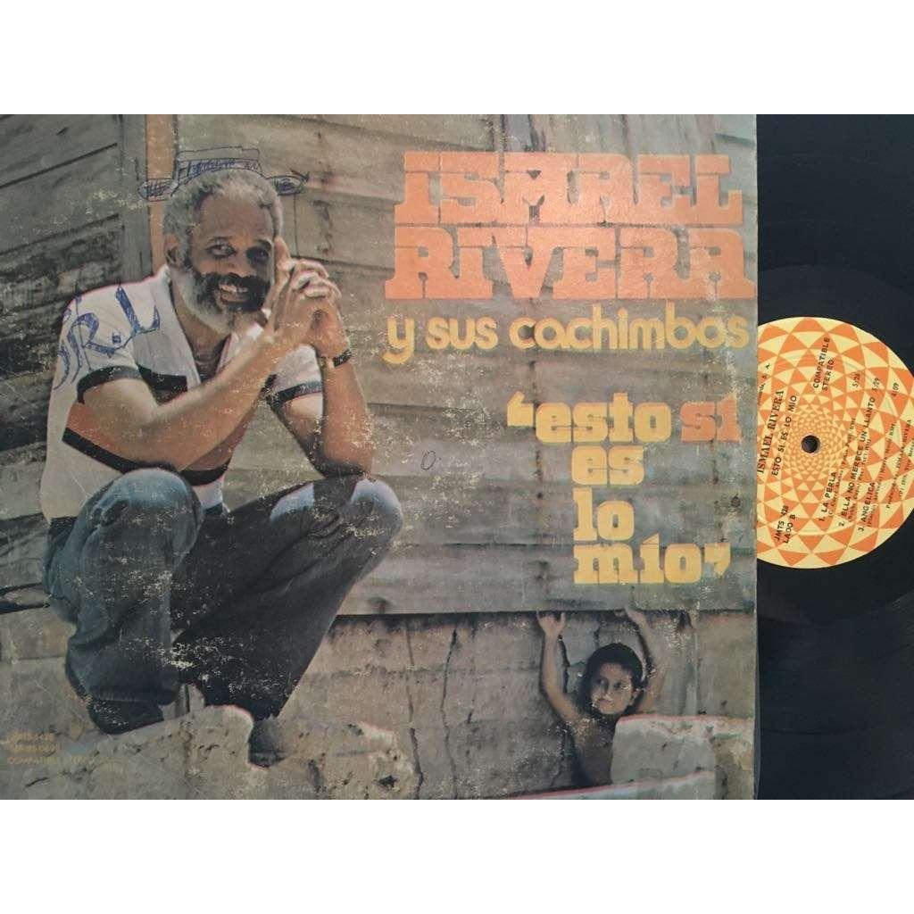 Ismael Rivera y sus Cachimbos Esto si es lo mio