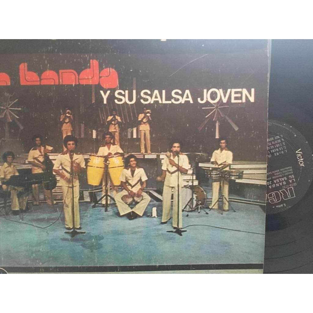 La Banda y su Salsa Joven S/T