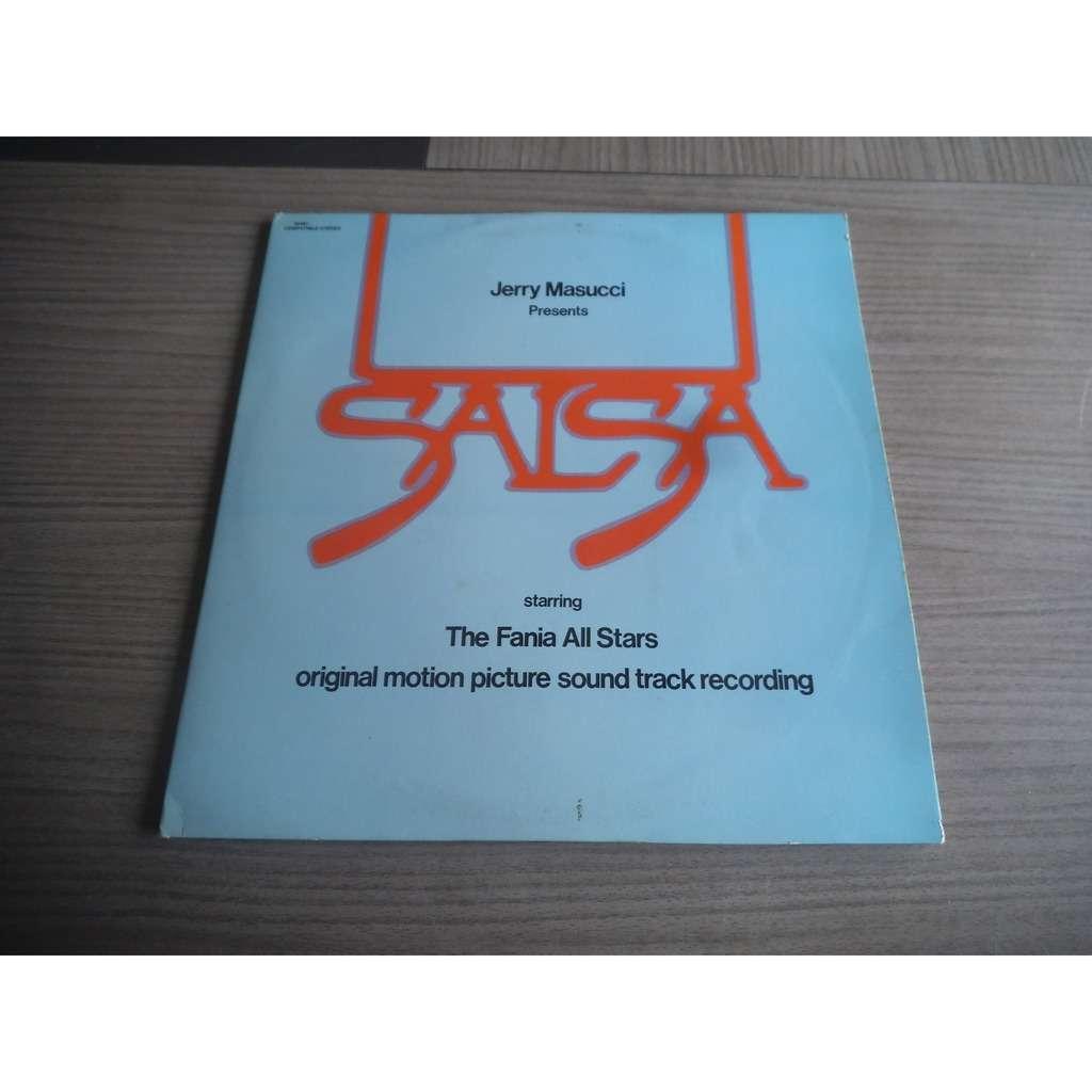 The Fania All Stars Salsa (Original Motion Picture Sound Track Recording)