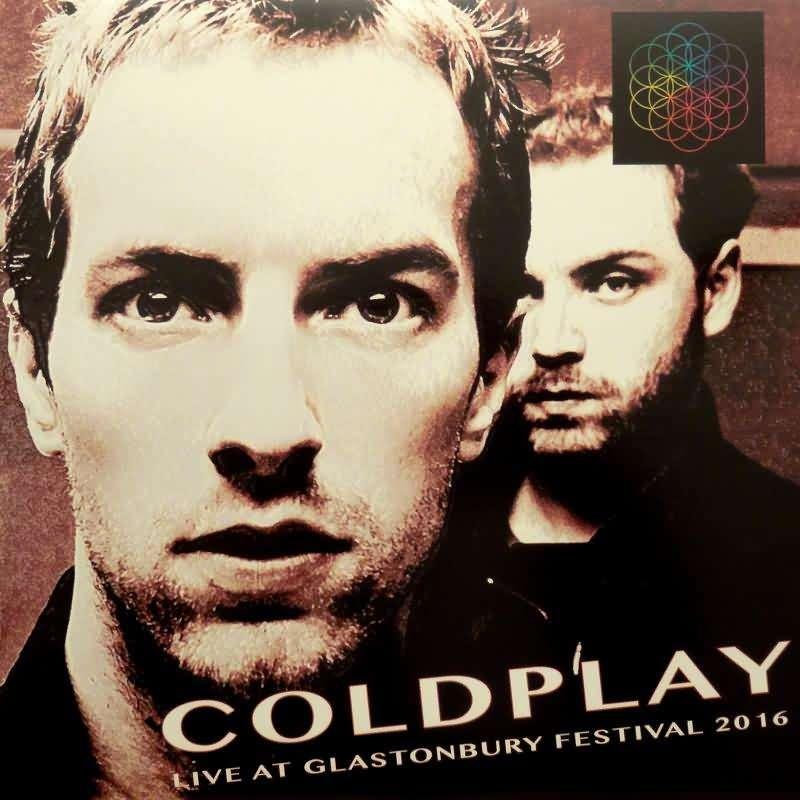 COLDPLAY Live at Glastonbury Festival 2016