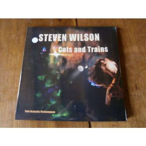 steven wilson Cats and trains