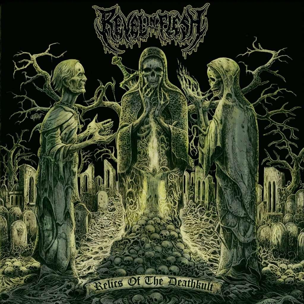 REVEL IN FLESH Relics of the Deathkult