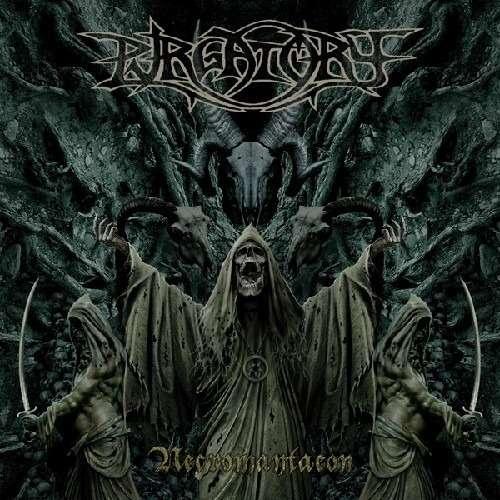 PURGATORY Necromantaeon. Digipack CD