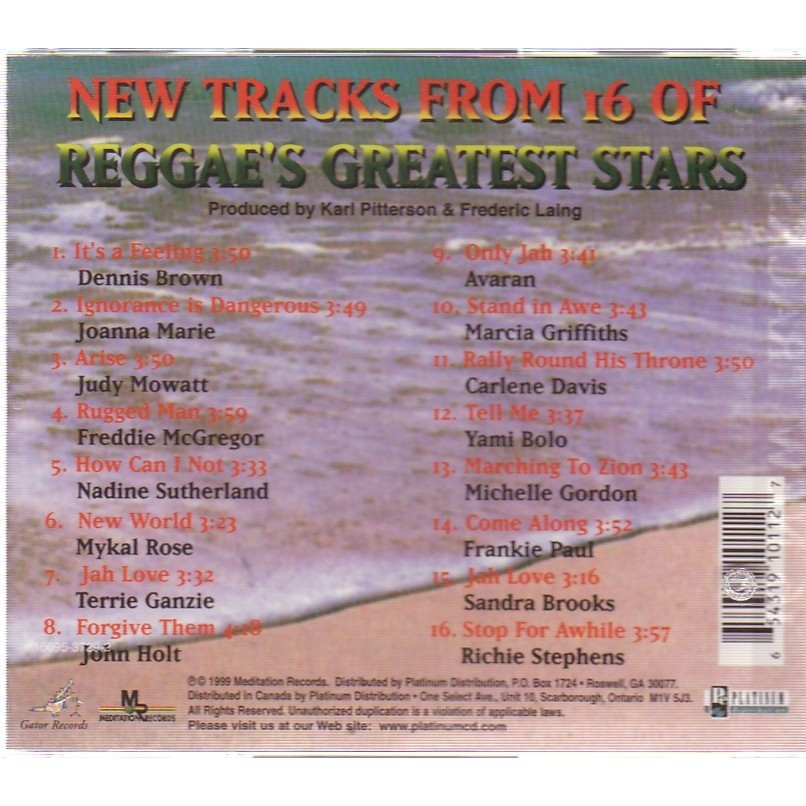 dennis brown / JOANNA MARIE / JUDY MOWATT ........ NEW ERA REGGAE / REGGAE'S GREATEST STARS..