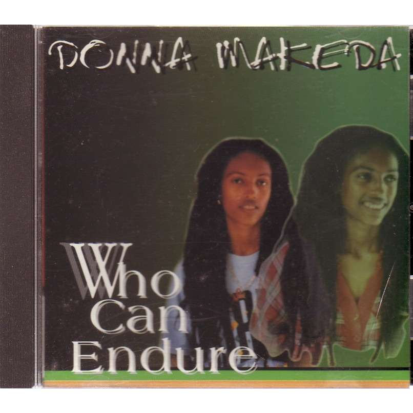 DONNA MAKEDA WHO CAN ENDURE