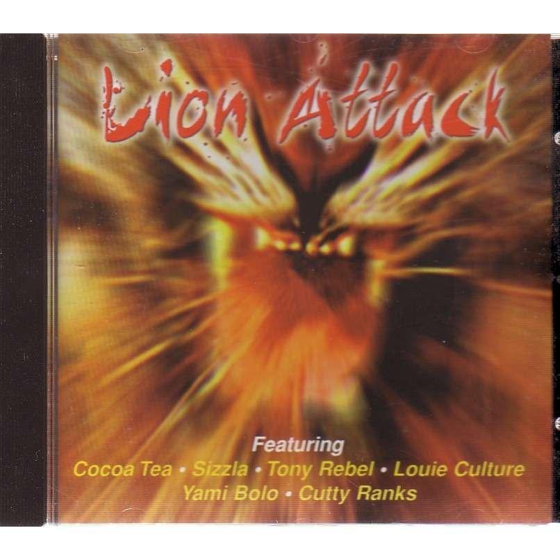 LION ATTACK NOTHING TO PROVE / PRANG MAN / .........