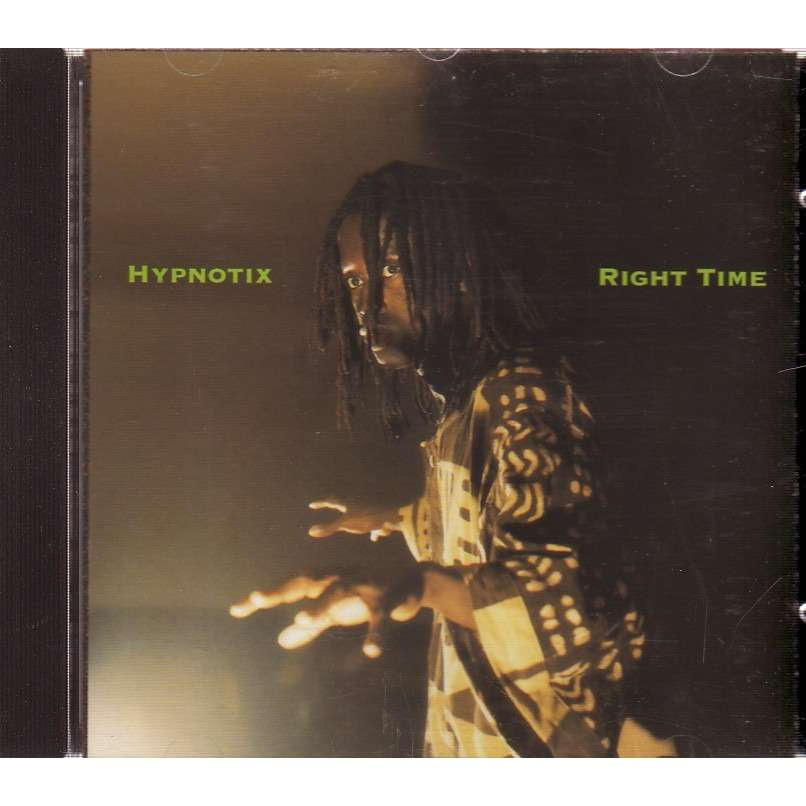 HYPNOTIK RIGHT TIME / AFRICADANCE THEY LEFT / SLAVE OF JAH .......