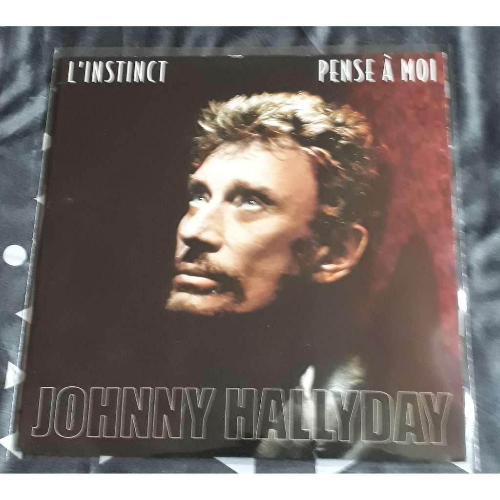 johnny hallyday L'instinct