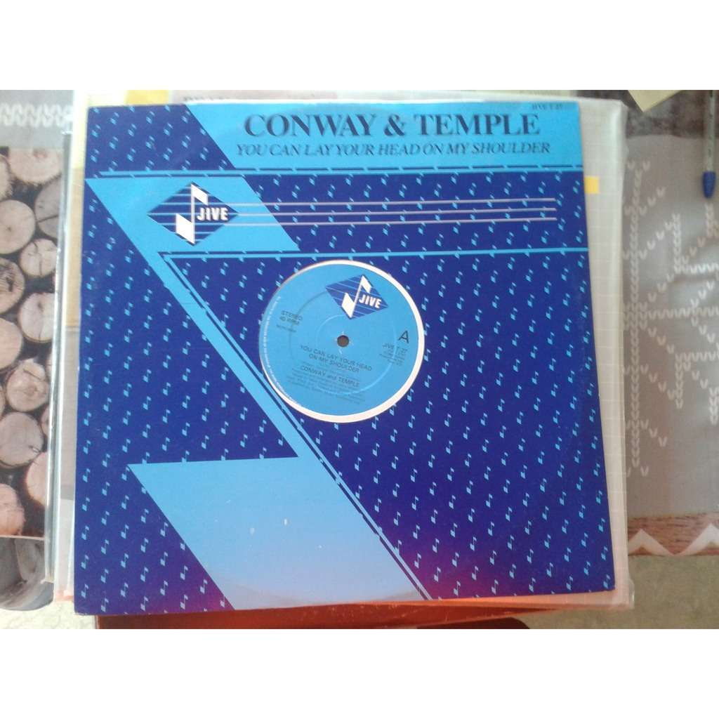 Conway & Temple - You Can Lay Your Head On My Sho Conway & Temple - You Can Lay Your Head On My Shoulder (Love Lights)