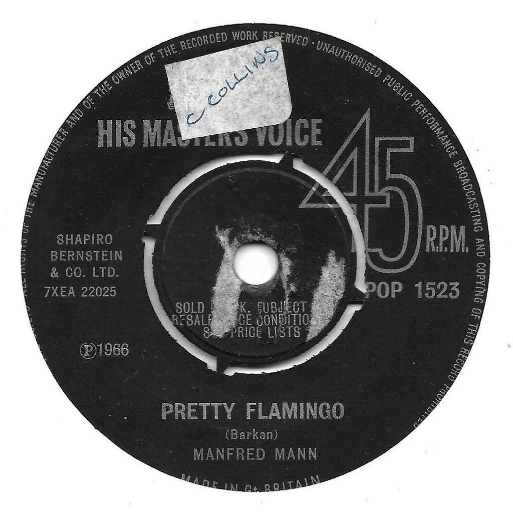Manfred Mann Pretty flamingo