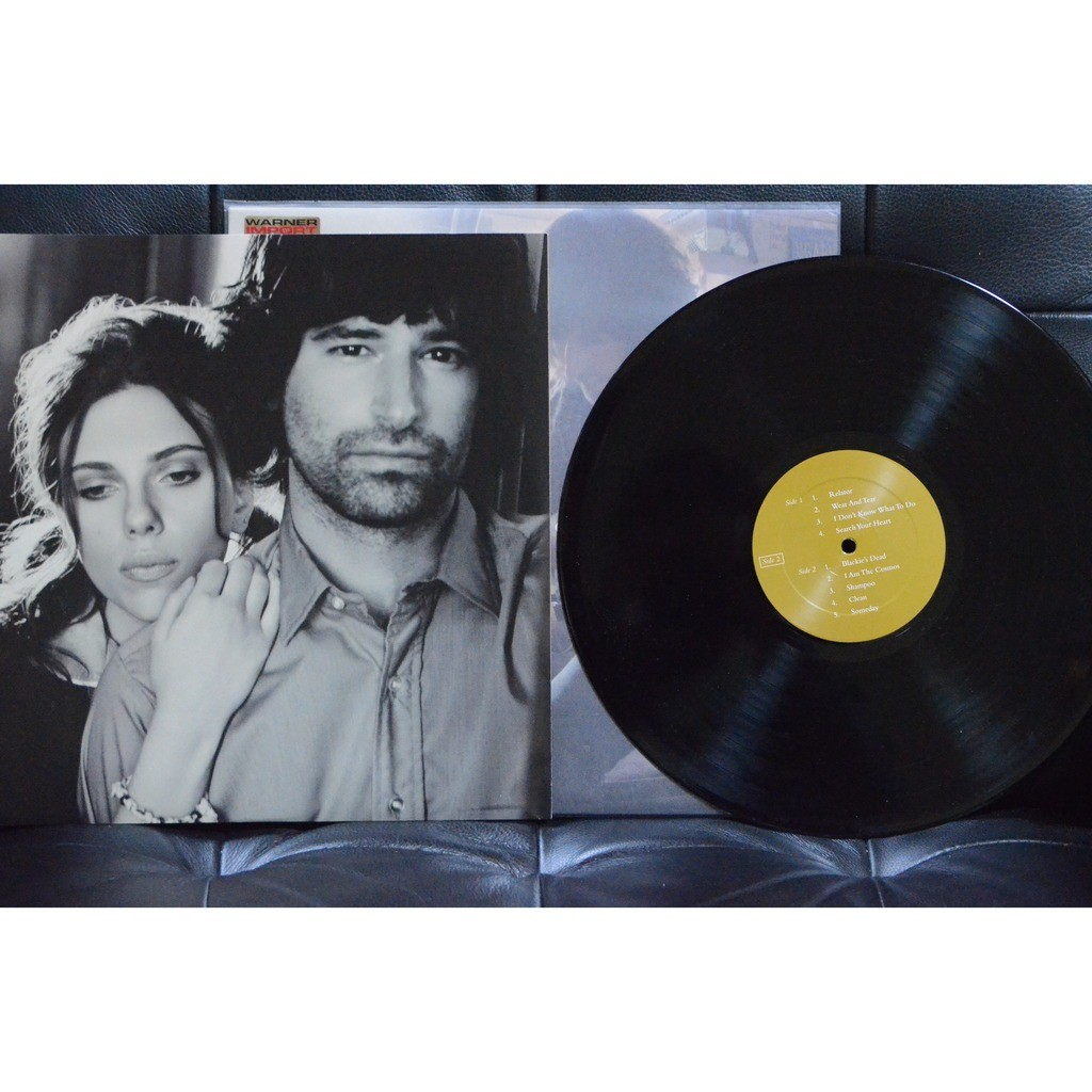 Pete Yorn & Scarlett Johansson Break Up