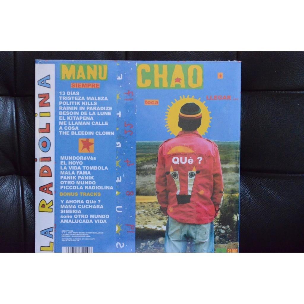 MANU CHAO la radiolina ( original ) 2007