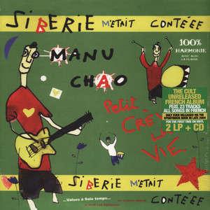 Manu Chao Siberie M´Etait Contee