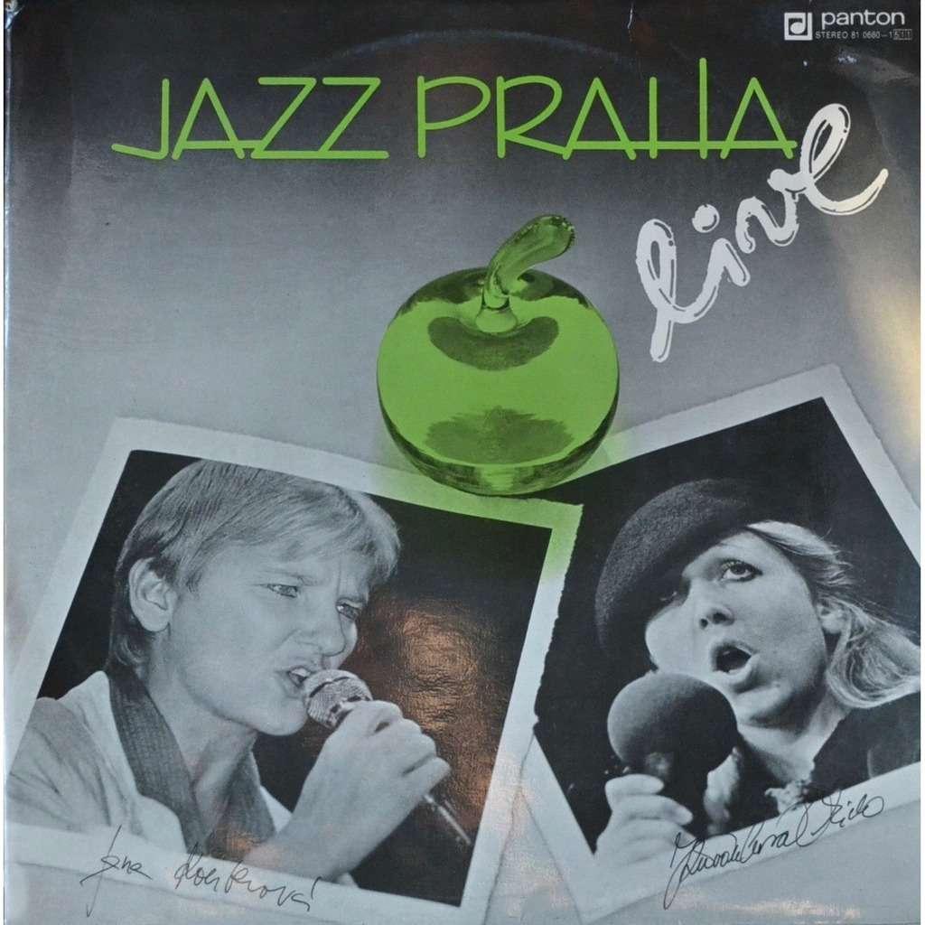Alan Vitous/ Zdenek Dvorak/ Mirka Krivankova Jazz Praha Live