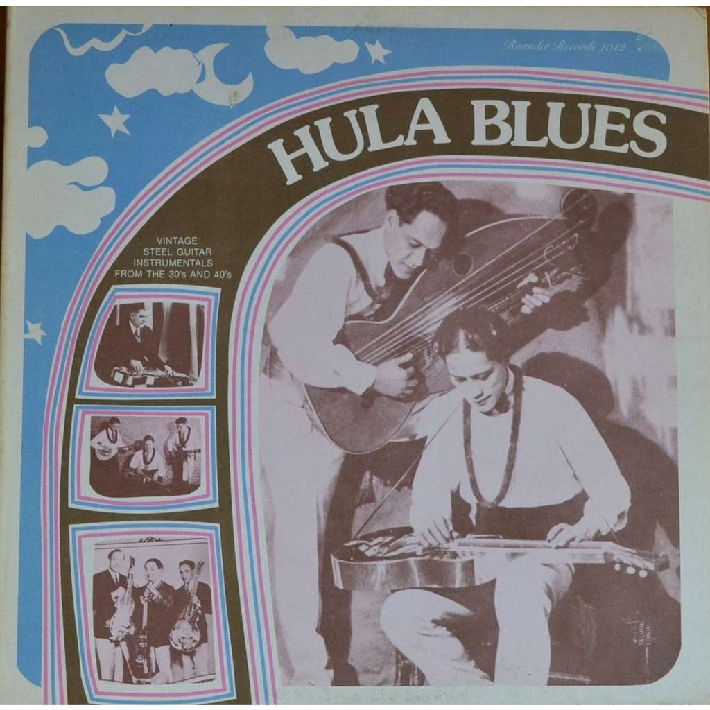 divers artistes - various artist HULA BLUES