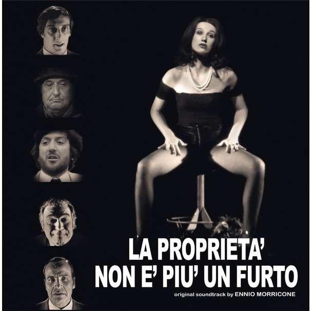 Ennio Morricone OST La Proprieta Non E Piu Un Furto