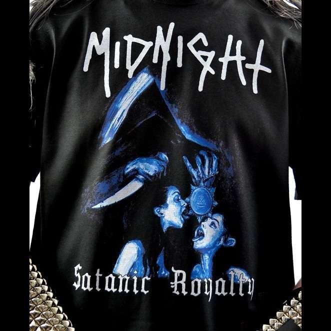 MIDNIGHT Satanic Royalty