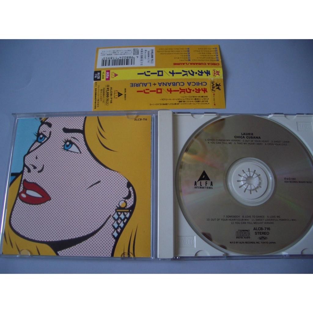 LAURIE (Italo Disco) Chica Cubana