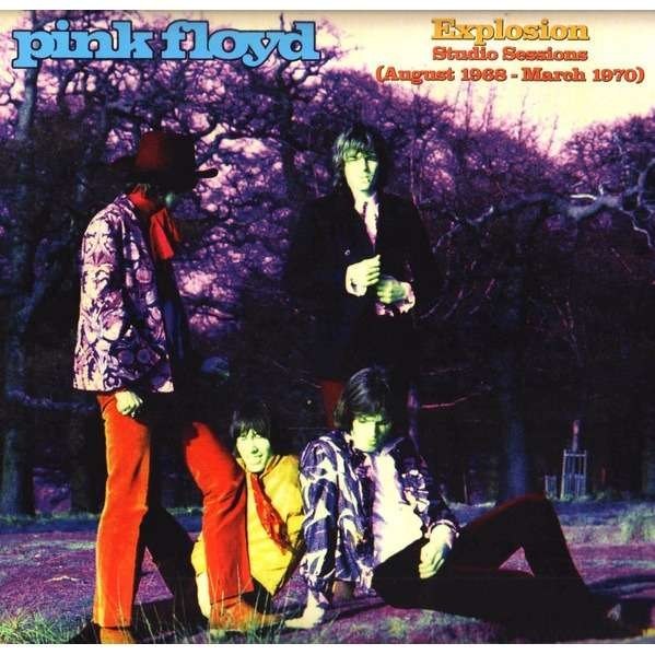 Pink Floyd Explosion - Studio Sessions (August 1968 - March 1970) (lp)