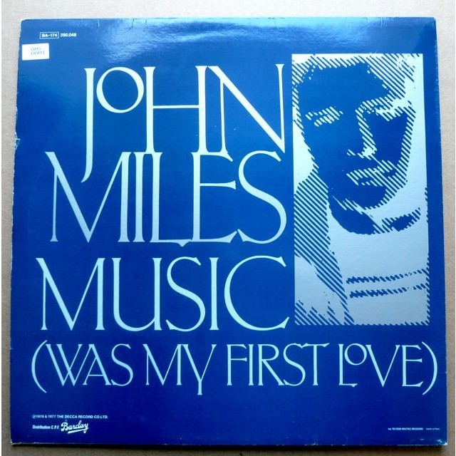 John Miles Music (Was My First Love)