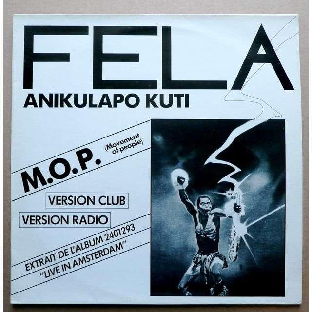 Fela Anikulapo Kuti M.O.P. (Movement Of People)