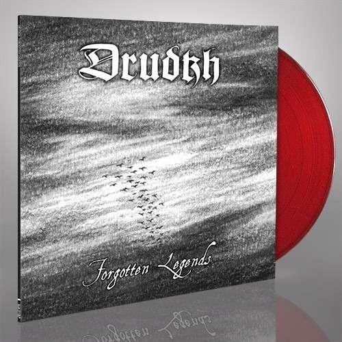 DRUDKH Forgotten Legends. Red Vinyl