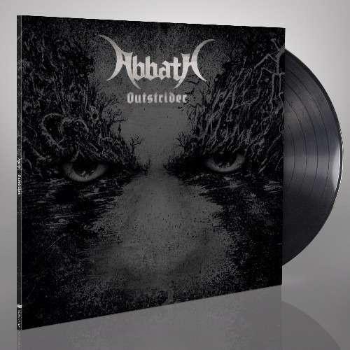 ABBATH Outstrider. Black Vinyl