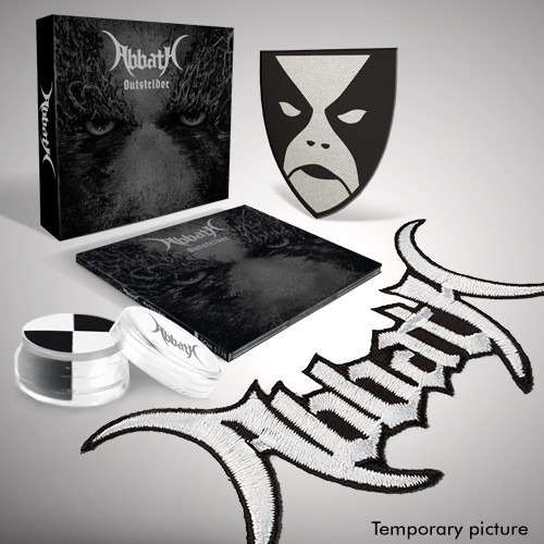 ABBATH Outstrider. CD Boxset