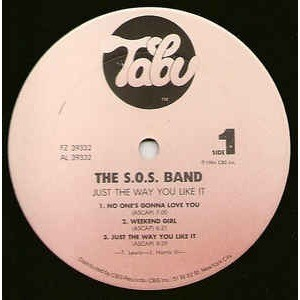 SOS Band* - Just The Way You Like It (LP, Album, T SOS Band* - Just The Way You Like It (LP, Album, Top)