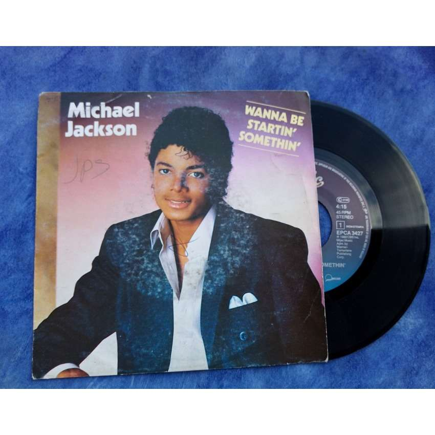 Michael Jackson wanna be startin something-rock with you