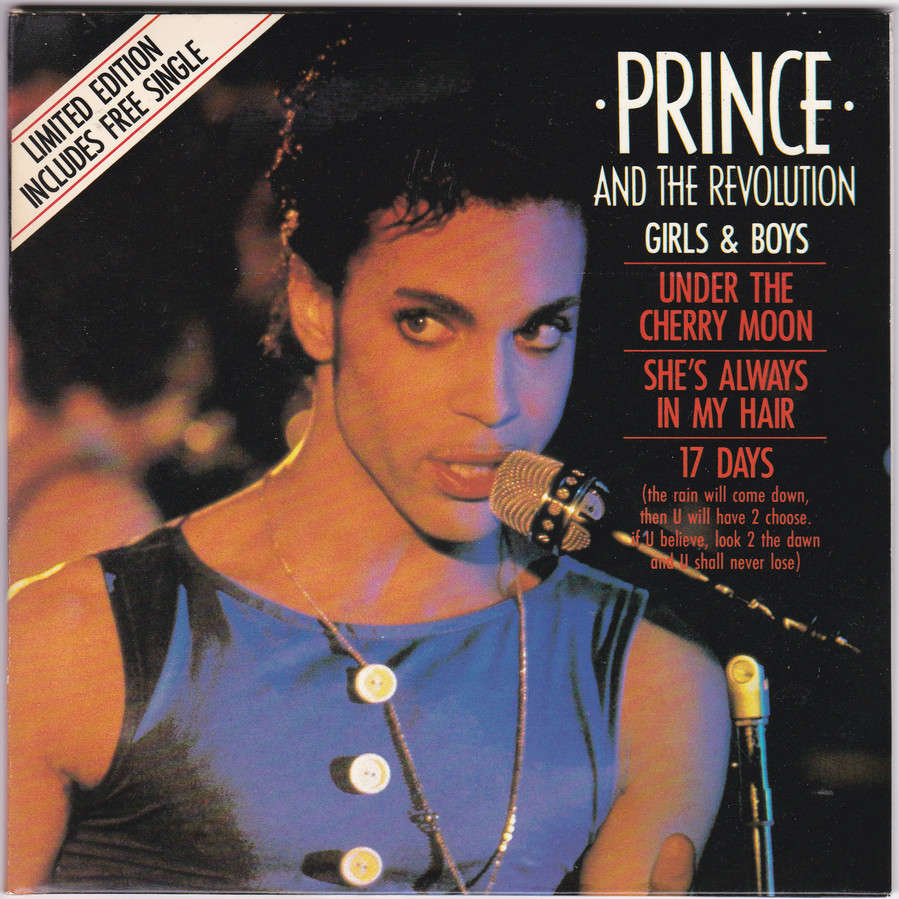 prince girls and boys (limited edition / includes free single)