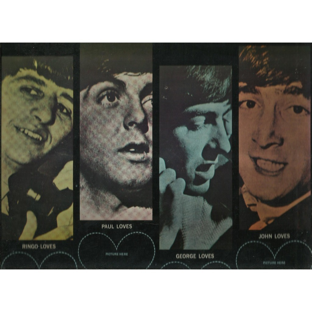 the beatles songs and pictures of the fabulous