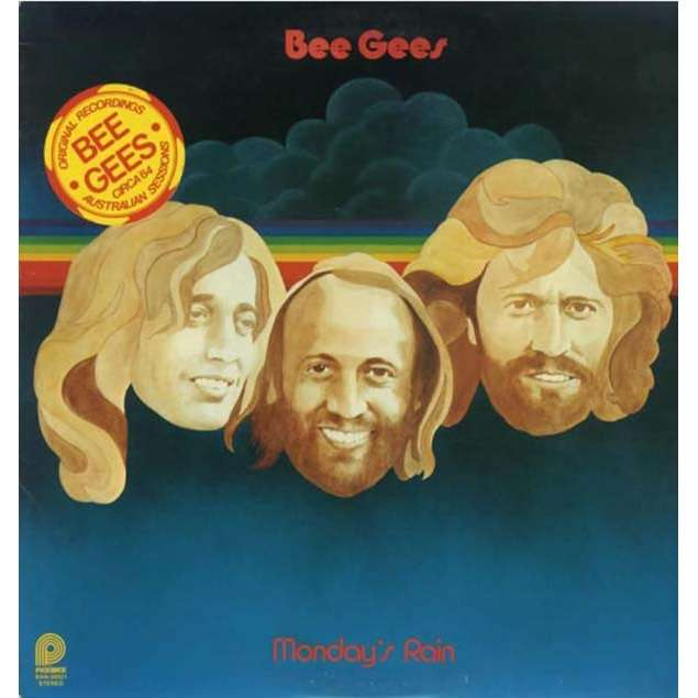 bee gees MONDAY'S RAIN