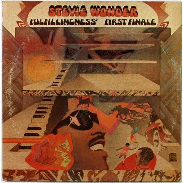 Stevie Wonder Fulfillingness' First Finale (GATEFOLD)