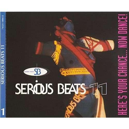Yves Deruyter, Zolex, DJ Tom, Jopan, René & Gaston Serious Beats 11