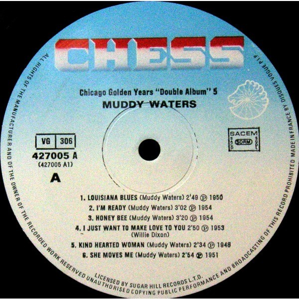 muddy waters MUDDY Waters