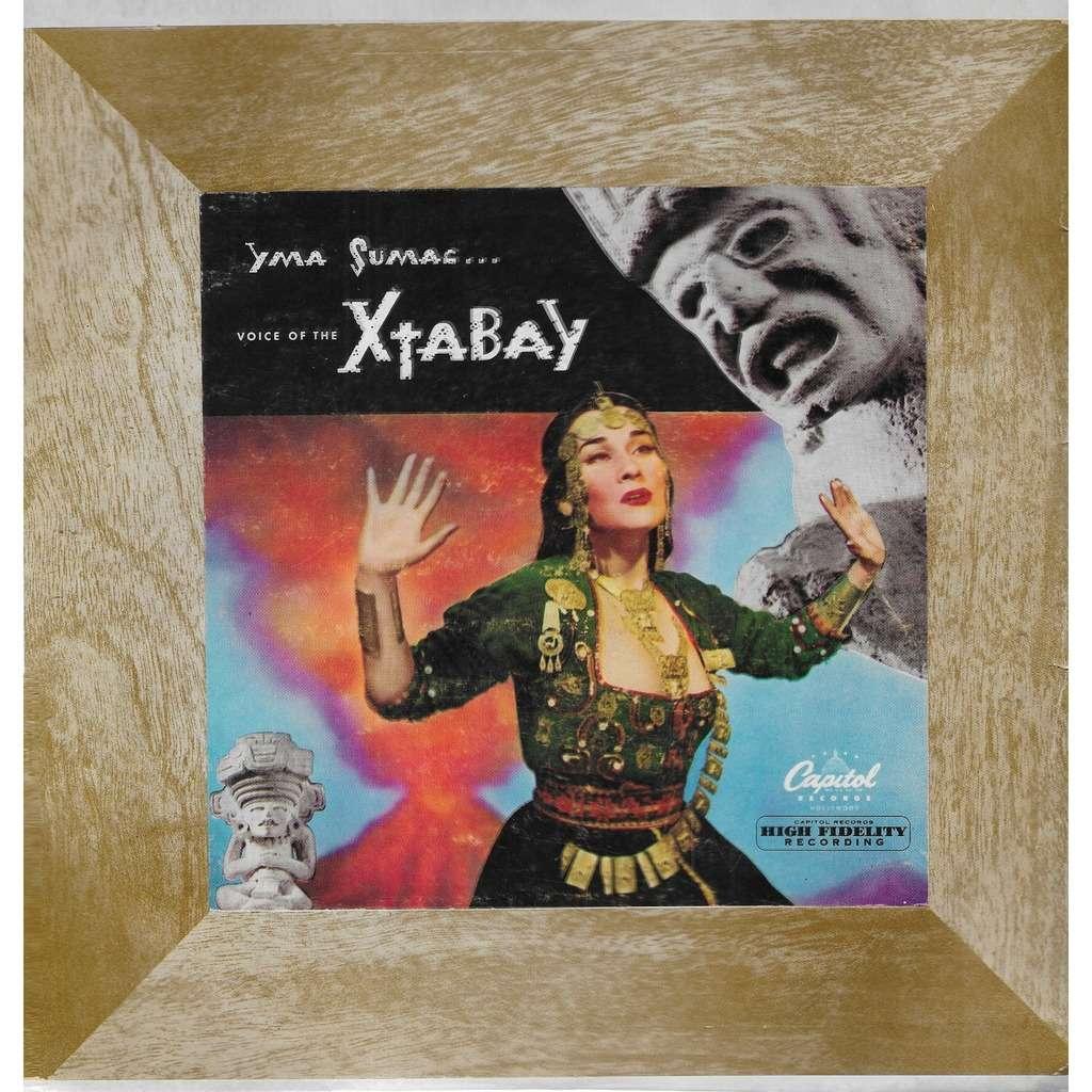 Yma SUMAC Voice of the Xtabay