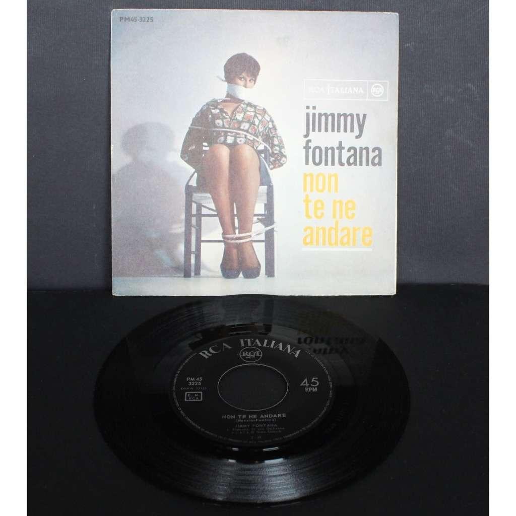 Jimmy Fontana Non Te Ne Andare