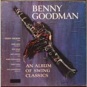 Benny Goodman An Album Of Swing Classics