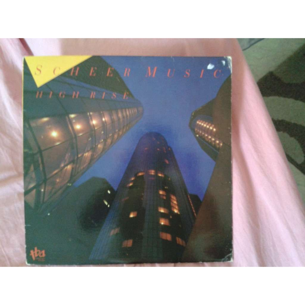 Scheer Music - High Rise (LP, Album) Scheer Music - High Rise (LP, Album)