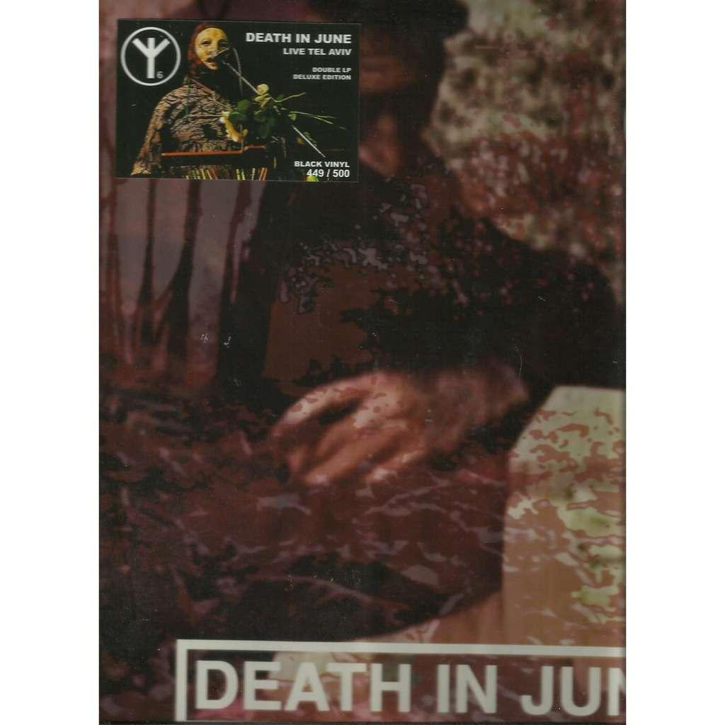 death in june again and again