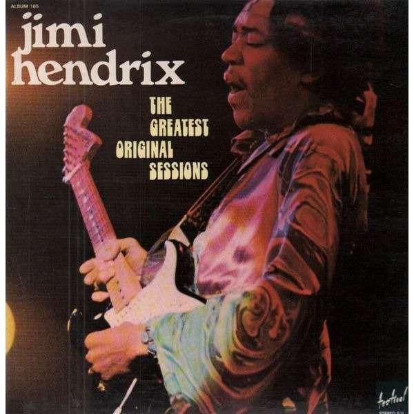 Jimi Hendrix The Greatest Original Sessions