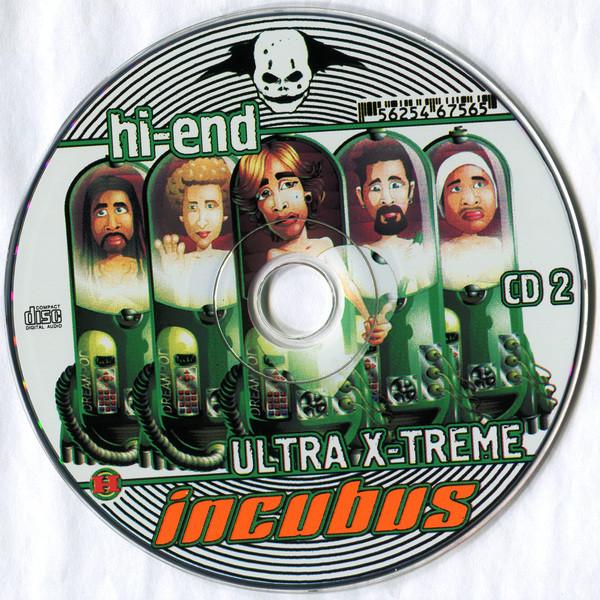Incubus Hi-End Ultra X-Treme (2CD greatest hits compilation) Halahup
