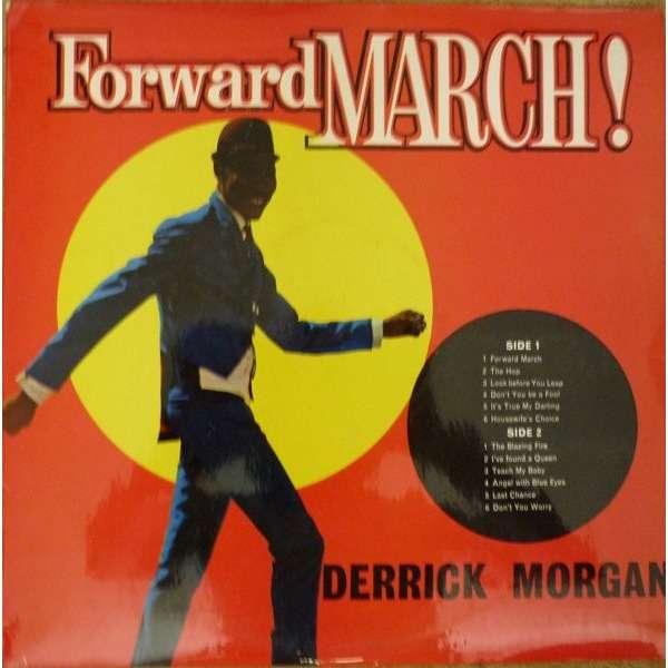 Derrick Morgan Forward March!