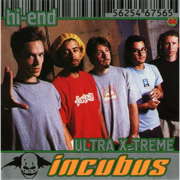 Incubus Hi-End Ultra X-Treme (2CD greatest hits compilation) Halahup