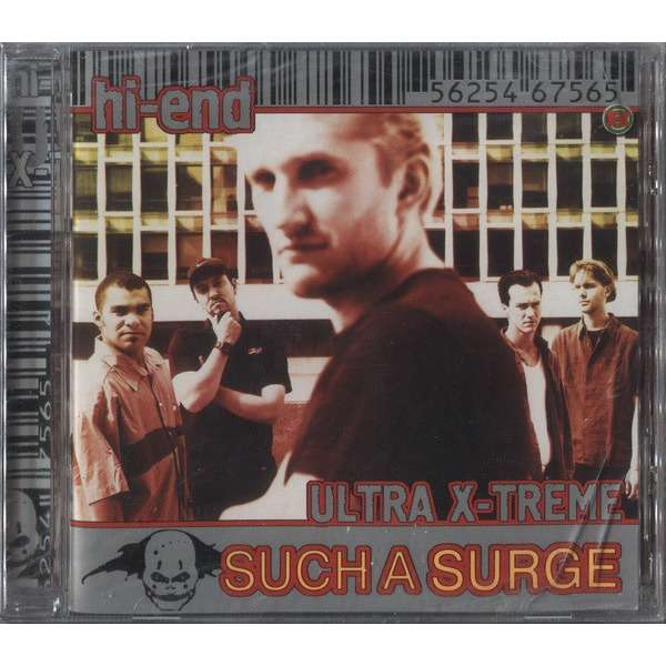 Such A Surge Hi-End Ultra X-Treme (1CD greatest hits compilation) Halahup (Factory-Sealed)