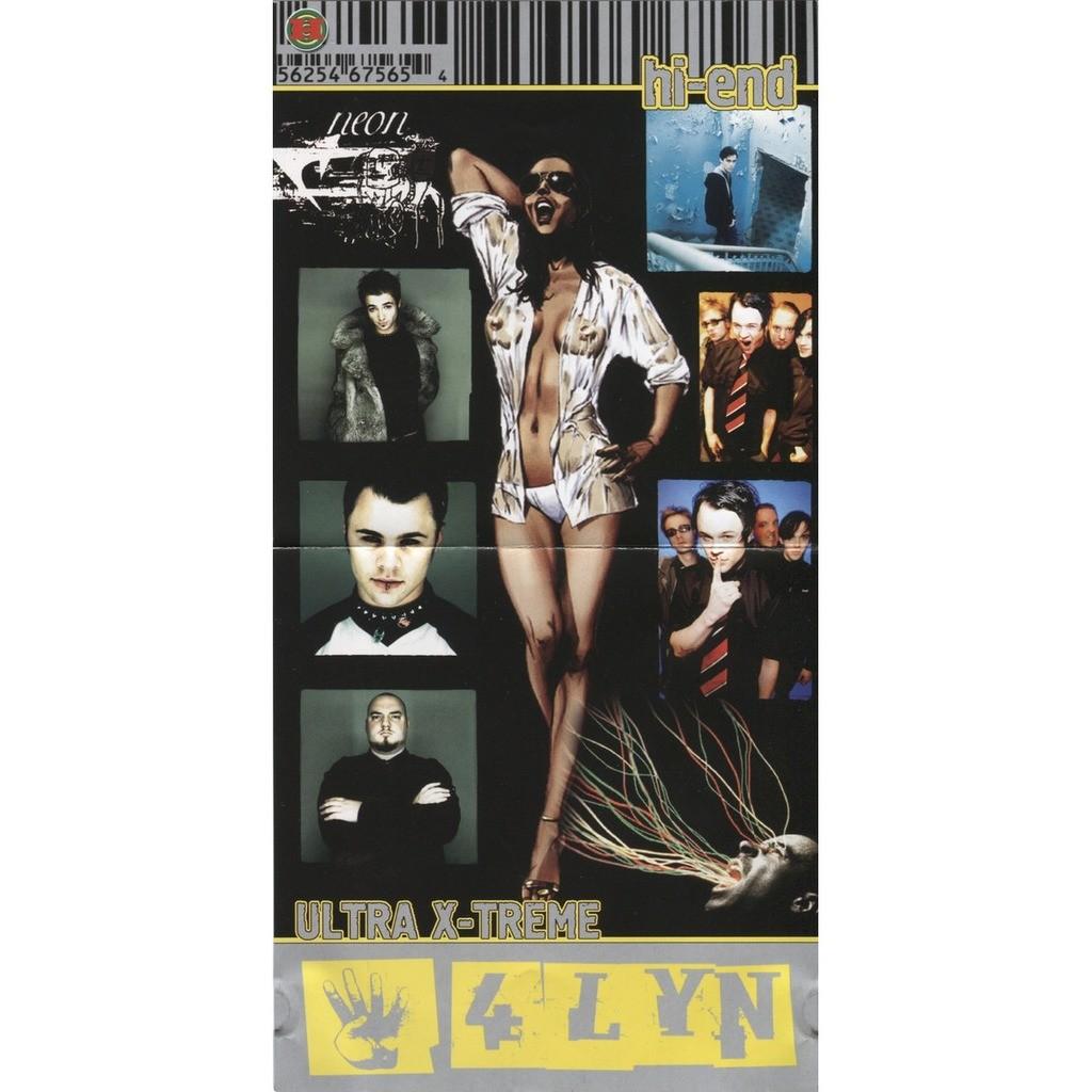 4LYN Neon (Hi-End Ultra X-Treme)(Full Album+Bonus 1CD